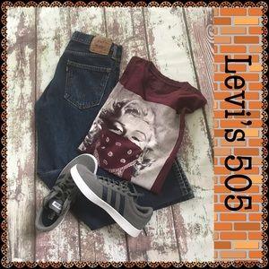 Levi's 505 jeans W33/L30